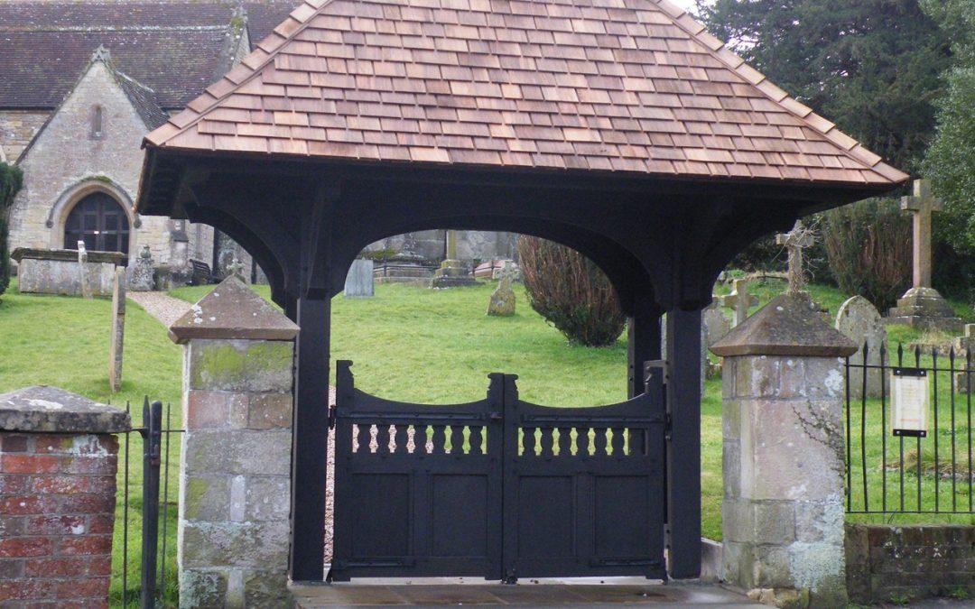 Church Lynch Oak Gate