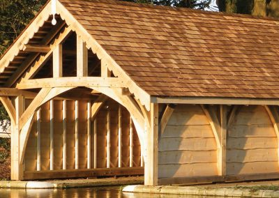 Oak Boat House