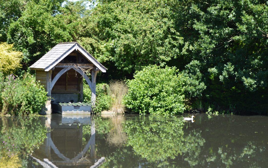 Small Oak Boat House
